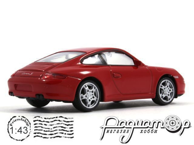Porsche 997 Carrera S Coupe (2005) 44026R