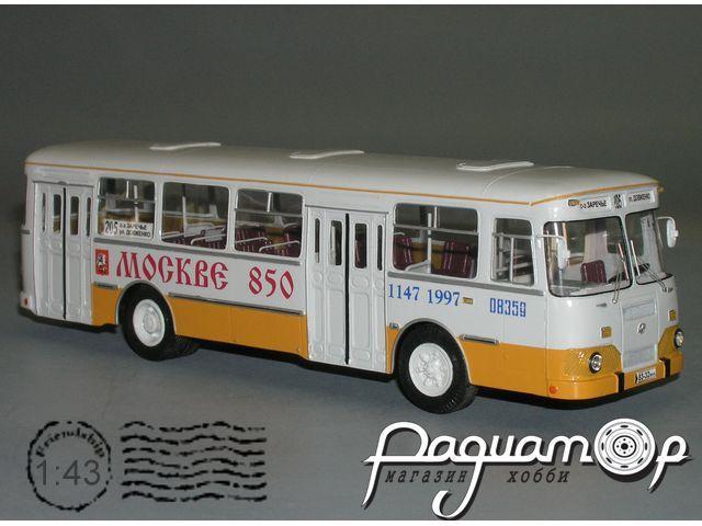 ЛиАЗ-677М «Москве 850» (1997) V3-54.4