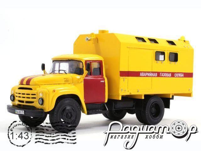 ЗиЛ-130 кунг АГС (1974) 7-4-11B