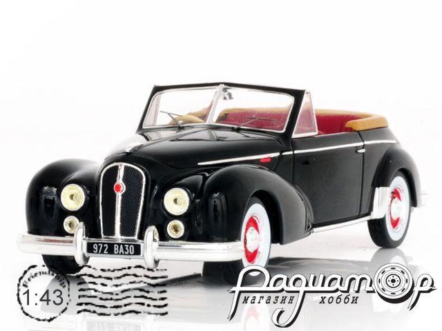 Hotchkiss Antheor Cabriolet (1953) CLC239
