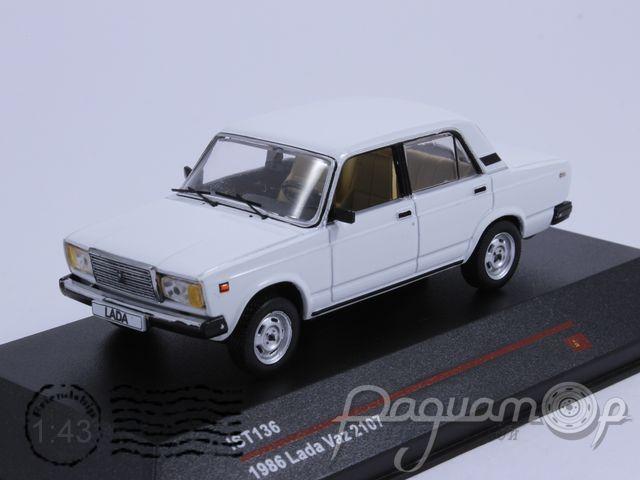ВАЗ-2107 «Жигули» (1981) IST136