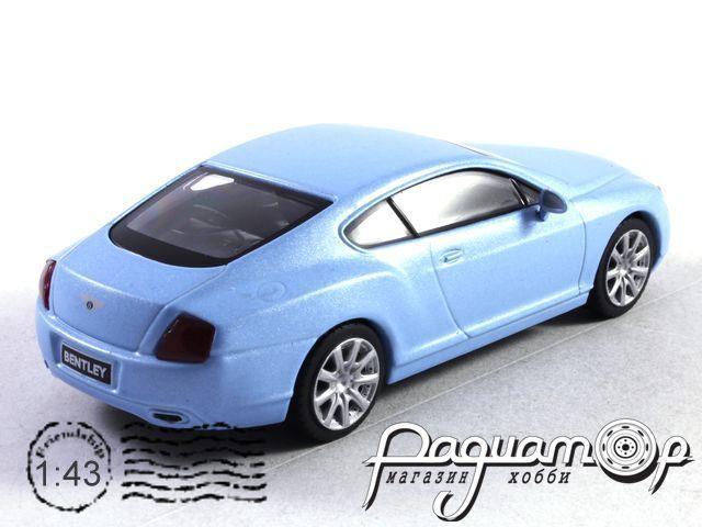 Суперкары №12, Bentley Continental GT (2003) (I)