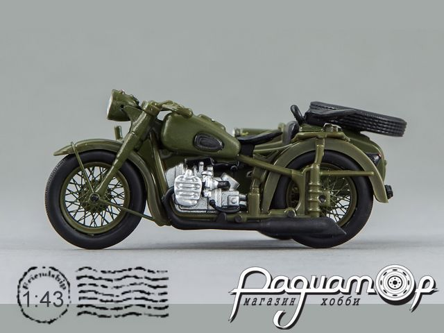 Мотоцикл М-72 (1941) 307201