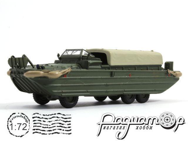 Русские танки №65, GMC DUKW-353 (1941)