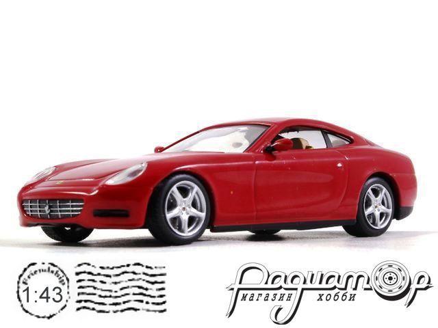 Коллекция Феррари №37 Ferrari 612 Scaglietti (2004)