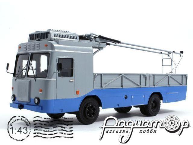 КТГ-2 грузовая платформа (1976) 13-8C