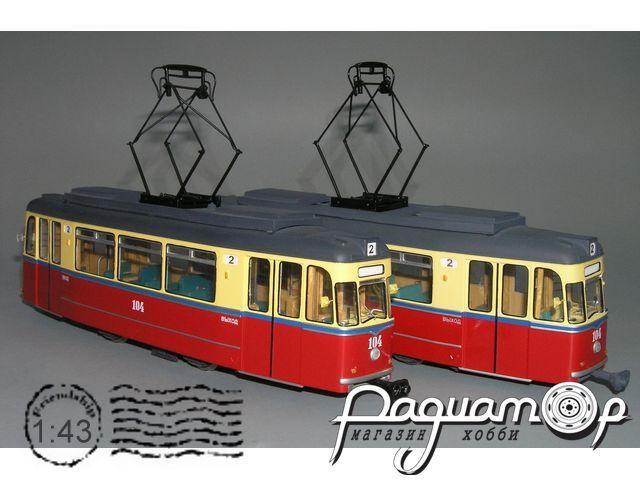 «Гота» Т-57, Винница (1980) W1-97.1