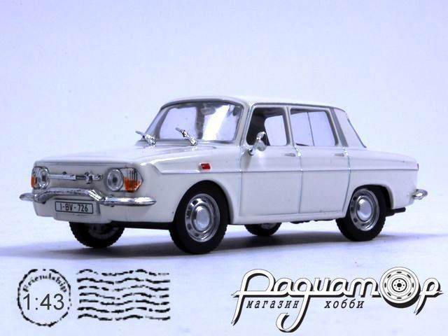 Masini de Legenda №50, Renault 10 Major (1965) (ML)