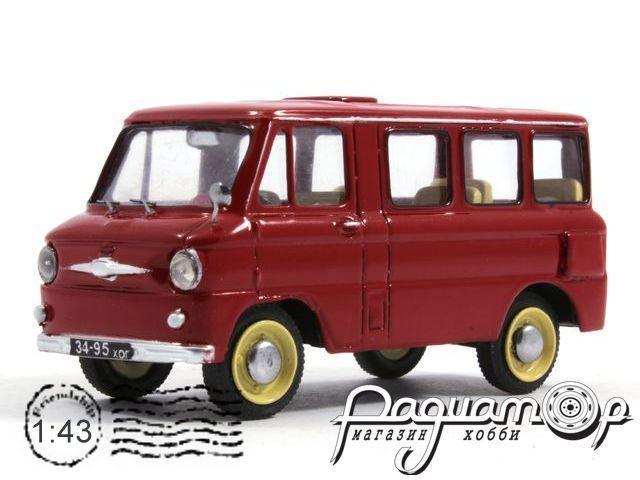 ЗАЗ-970В «Целина» пассажирский (1962) 16-1С