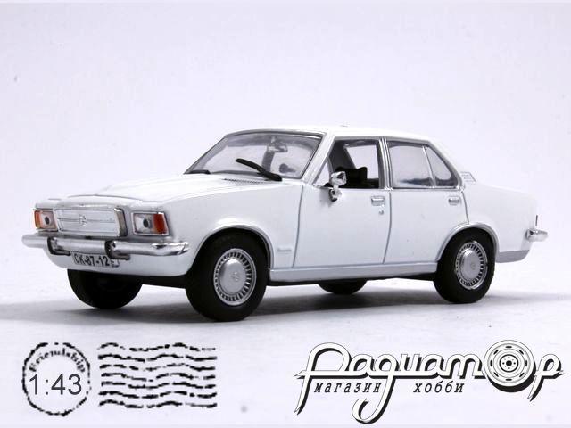 Retroautok №102, Opel Rekord 2100D (1971)