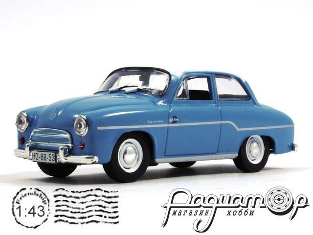 Retroautok №103, Syrena 102 (1962)