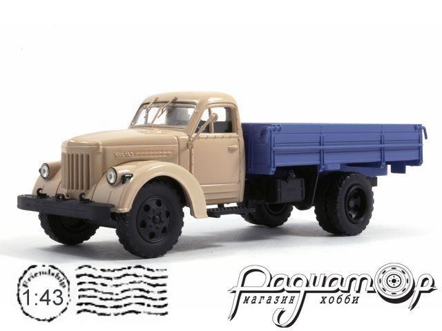 УралЗиС-355М бортовой (1958) 35521