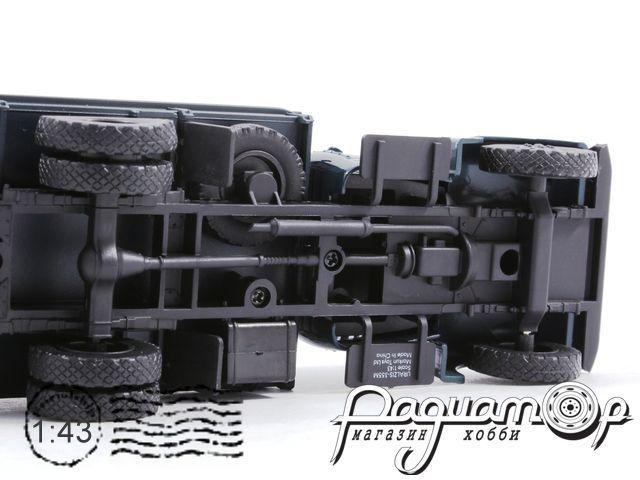 УралЗиС-355М с тентом (1958) 35523