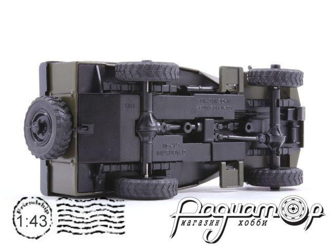 Автолегенды СССР №121, БТР-40 (1950)