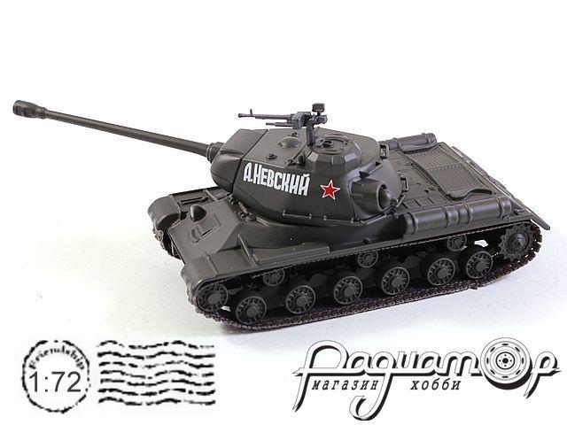 Русские танки №66, ИС-2