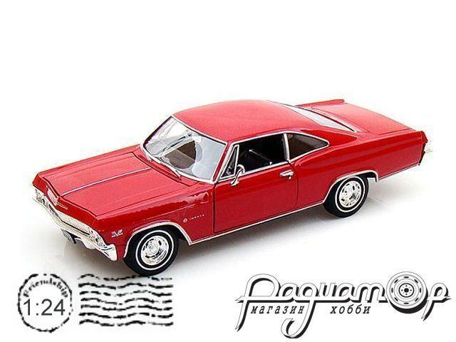 Chevrolet Impala SS 396 (1965) 22417