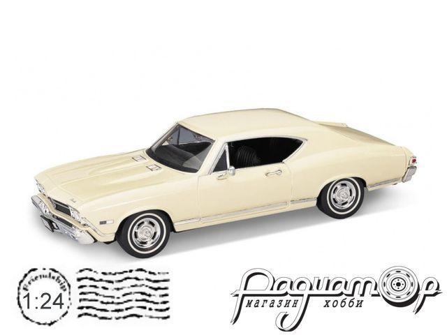 Chevrolet Chevelle SS 396 (1968) 29397
