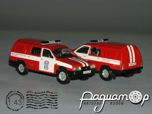 МПСА (21261) 4х4 многоцелевой (1991) VZ-04