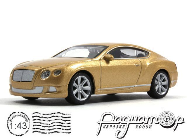 Bentley Continental GT (2002) 44036G
