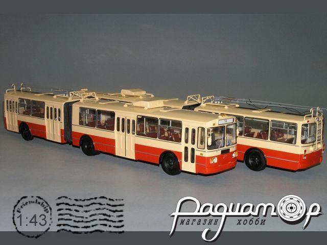 ЗИУ-6205 сочленённый (1986) W1-42.7