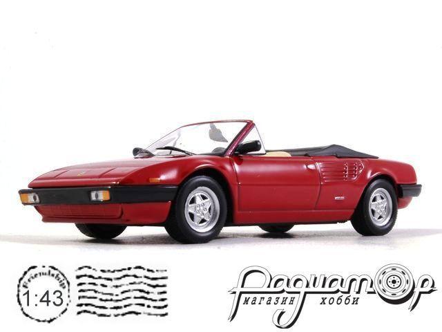Коллекция Феррари №38 Ferrari Mondial Cabriolet (1980)