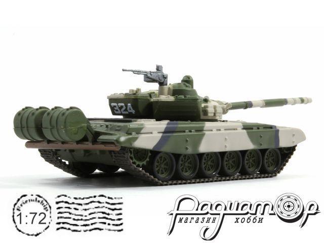 Русские танки №67, Т-72 «Урал» (1973)