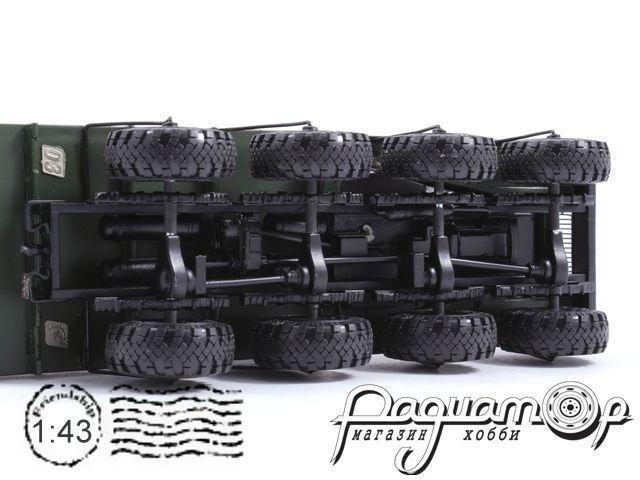 ЗиС-Э134 макет №1, вариант №2 (1955) 190531