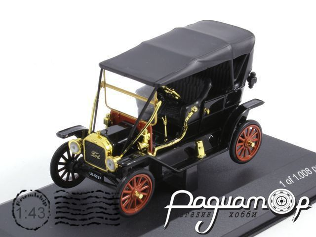 Ford Model T Touring (1909) WB035 (Z)