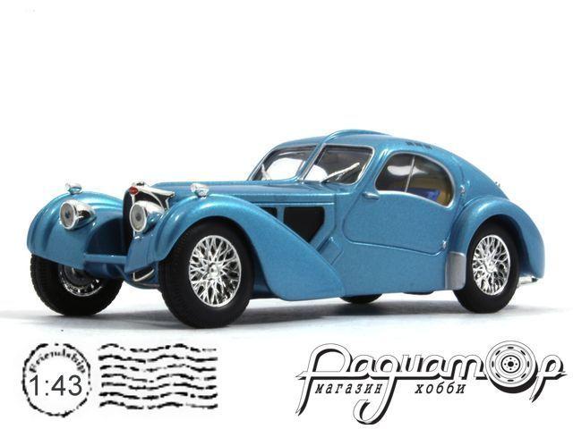 Bugatti 57 SC Atlantic (1937) WB037
