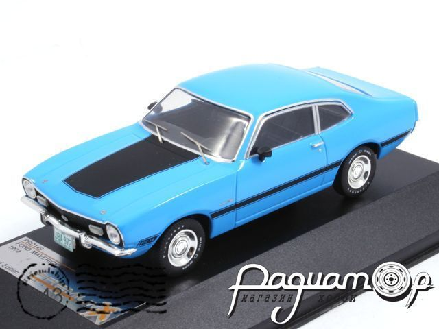 Ford Maverick GT (1974) PRD149