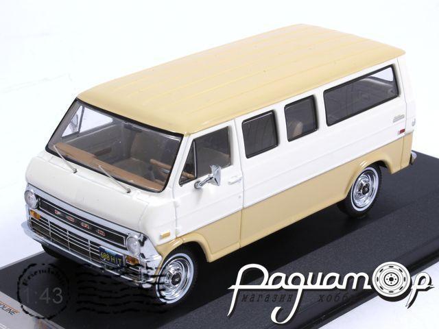 Ford Econoline микроавтобус (1971) PRD136