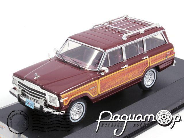 Jeep Wagoneer 4х4 (1989) PRD132