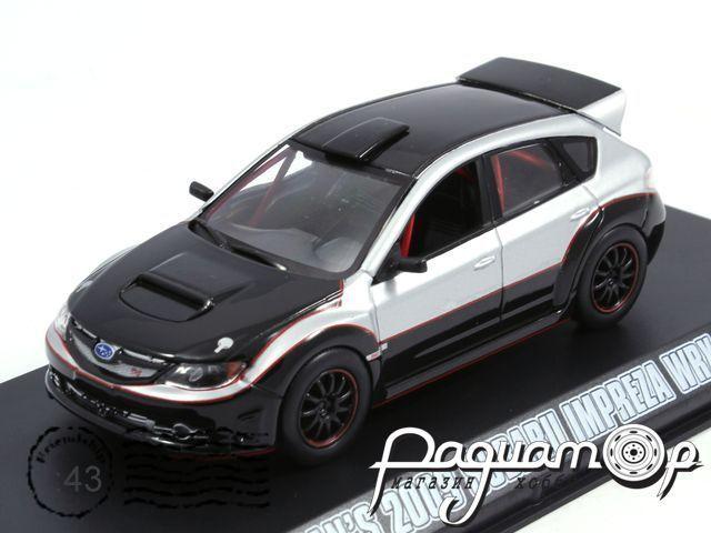 Subaru Impreza WRX Sti из к/ф