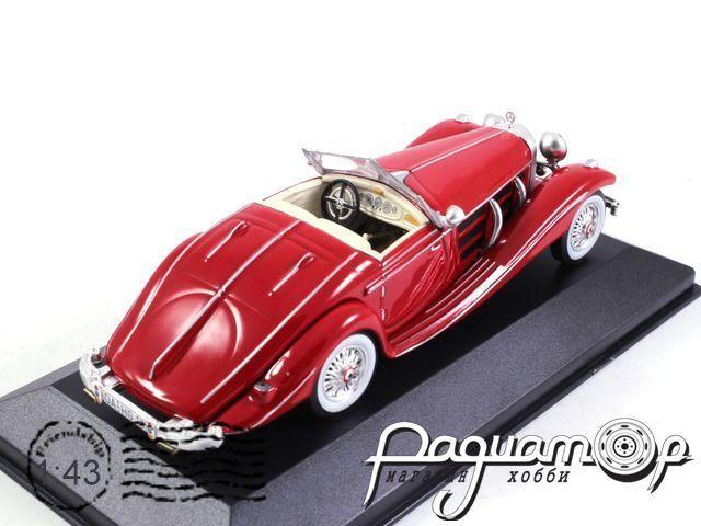 Mercedes-Benz 540K (1936) CDE002