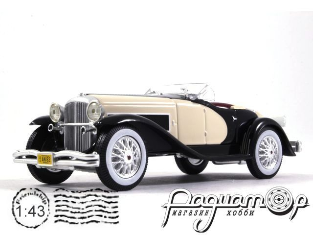 Duesenberg SSJ (1933) MUS04 (Z)