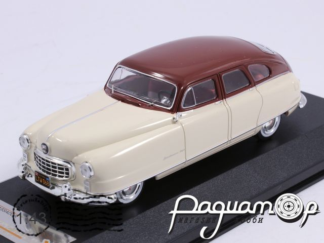Nash Ambassador (1950) PRD219