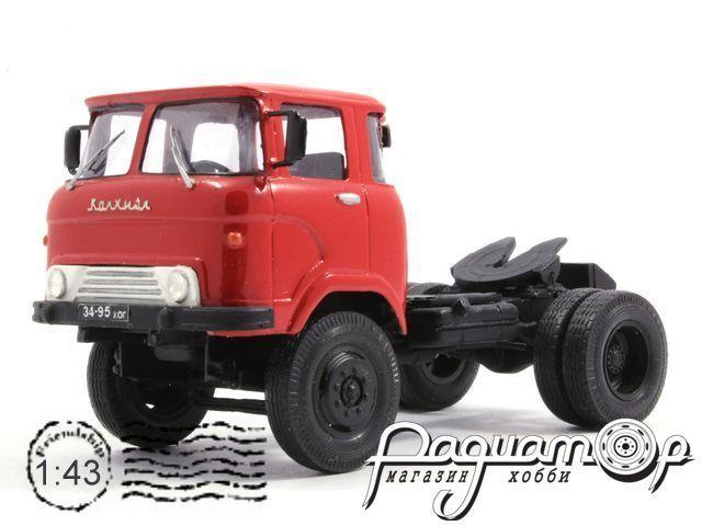 КАЗ-608 седельный тягач (1967) 23-2