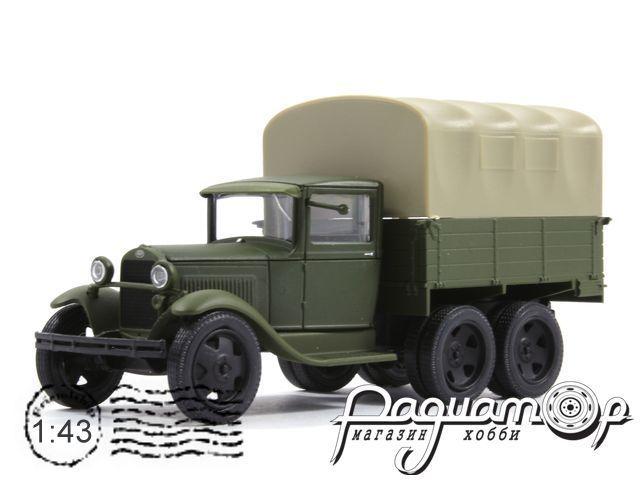 ГАЗ-ААА с тентом (1932) H254-L
