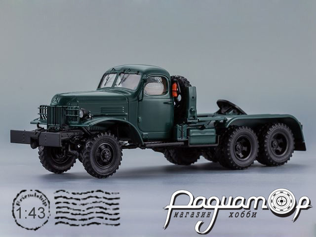 ЗИС-121Б тягач (1948) 115103 (TI)