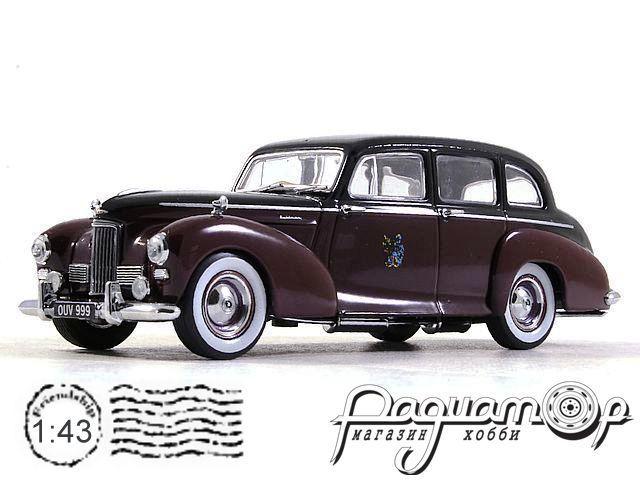 Humber Pullman Limousine барона Rothschild (1953) HPL001