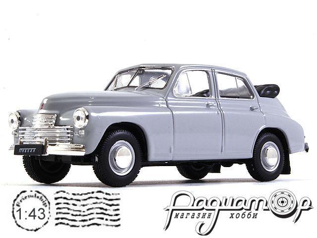 Автолегенды СССР №23, ГАЗ-М20 «Победа» (1946)