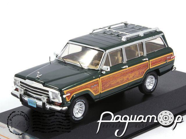 Jeep Wagoneer 4х4 (1989) PRD133