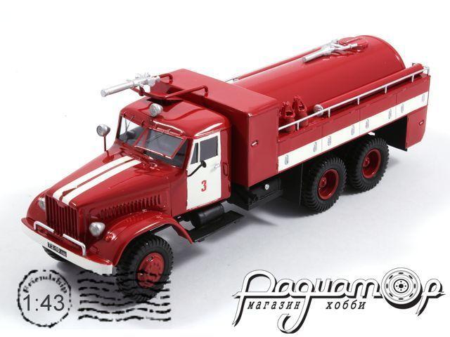 КрАЗ-257 АЦ-60 пожарный (1966) 1-23