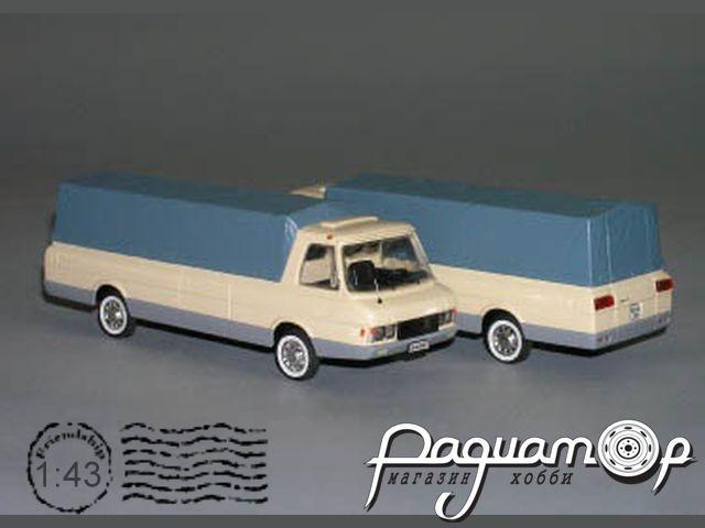 ЗИЛ-3302 пикап (1992) С2-04.6