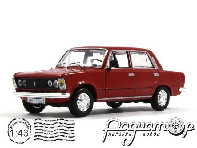 Retroautok №105, Fiat 125P MR75 (1975)