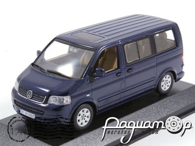 Volkswagen T5 Multivan (2005) MC502