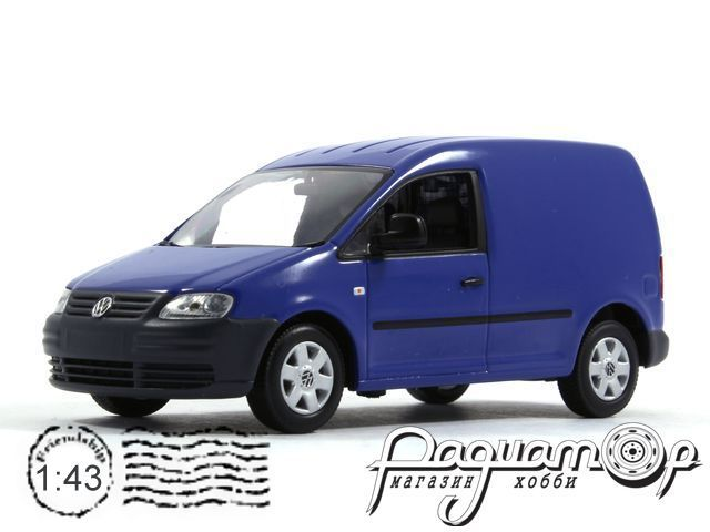 Volkswagen Caddy (2003) MC203