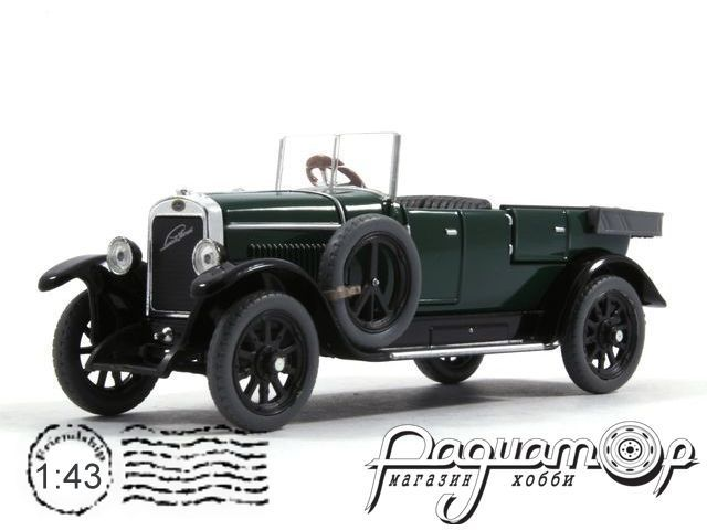 Laurin & Klement Combi Body (1927) 902HG