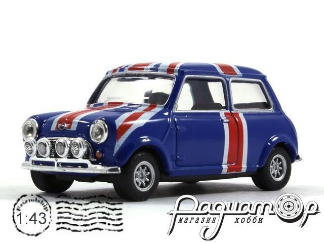 Mini Cooper Union Jack (1960) 251PND-41670