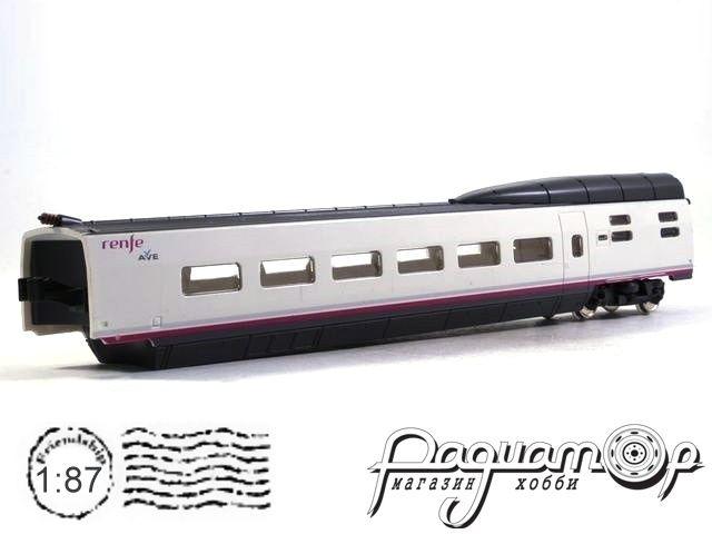 Скоростной поезд Mehano (2 вагона и 2 тягача) (I)*